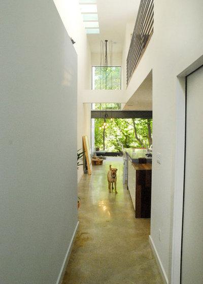 Modern Hall by Kara Mosher