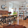 My Houzz: Clean and Contemporary Style for a Renovated Montreal Factory
