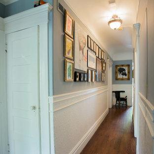 Hallway - eclectic hallway idea in San Francisco