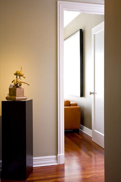 Modern Hall by Cynthia Lynn Photography