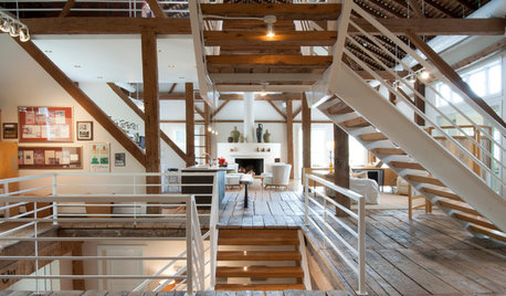 My Houzz: A Renovated Barn Gets a Modern Country Makeover