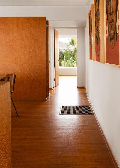 Midcentury Hall by Carolyn Reyes