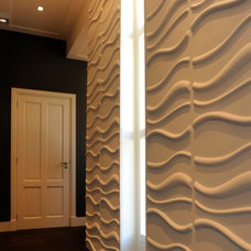 Modern Hall by MyWallArt 3d wall panels