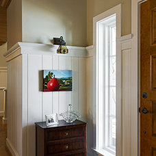 Traditional Hall by Nantucket Beadboard Co., Inc.