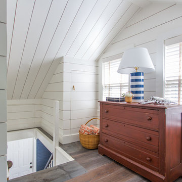 Nantucket Small Cottage Stairs
