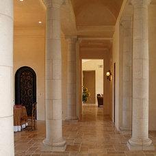 Mediterranean Hall by Cohn + Associates