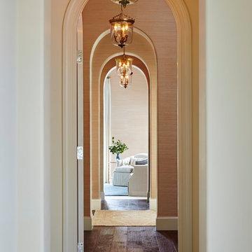 Naples Florida Vacation Home Hallway