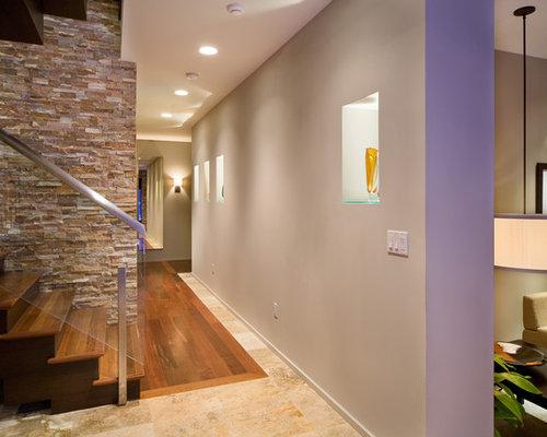 Fotos de recibidores y pasillos dise os de recibidores y - Pasillos modernos ...