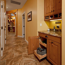 Traditional Hall by PATCO Construction, Inc.