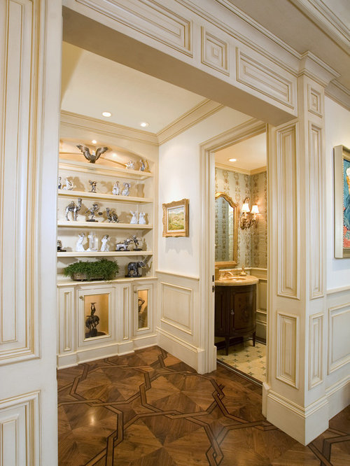 Faux columns home design ideas pictures remodel and decor for Column decorations home
