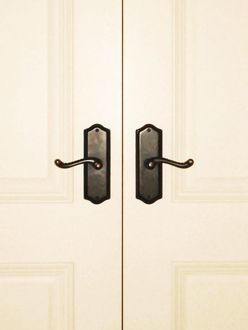 Oil Rubbed Bronze Door Knob | Houzz