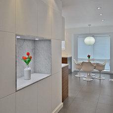 Modern Hall by Pedini DC