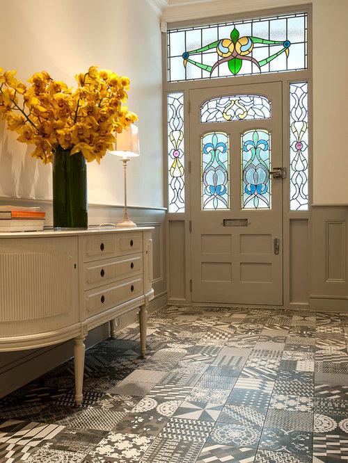Hallway Tile Houzz