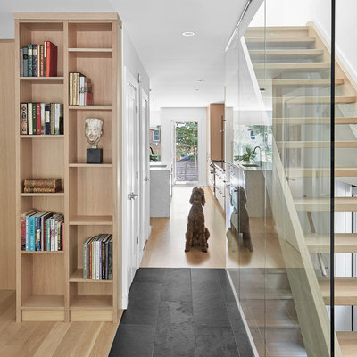 Scandinavian Hall by ASQUITH Architecture