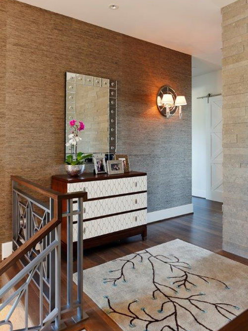 Our 25 Best Contemporary Hallway With Brown Walls Ideas