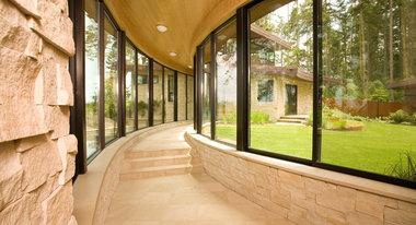 Quality Home Designs Lewiston Castle Home