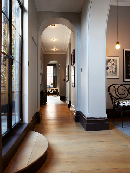 Rustic Hallway Home Design Ideas Pictures Remodel And Decor