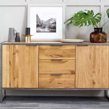 Oak Furniture Land | Brooklyn Range