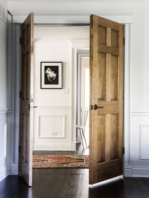 landhausstil flur design ideen bilder beispiele. Black Bedroom Furniture Sets. Home Design Ideas