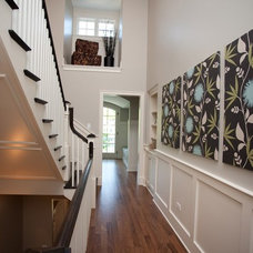 Hall by Oakley Home Builders