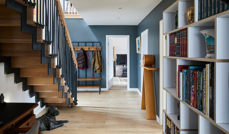 32 Inspiring Ideas for Hallway Flooring