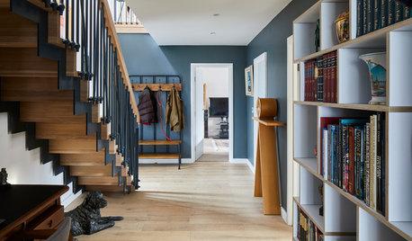 32 Inspiring Ideas for Hallway Flooring