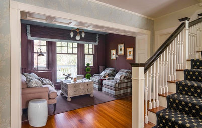 Room of the Day: From Dead End to Cozy Nook