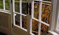 Pacific Heights Home Door