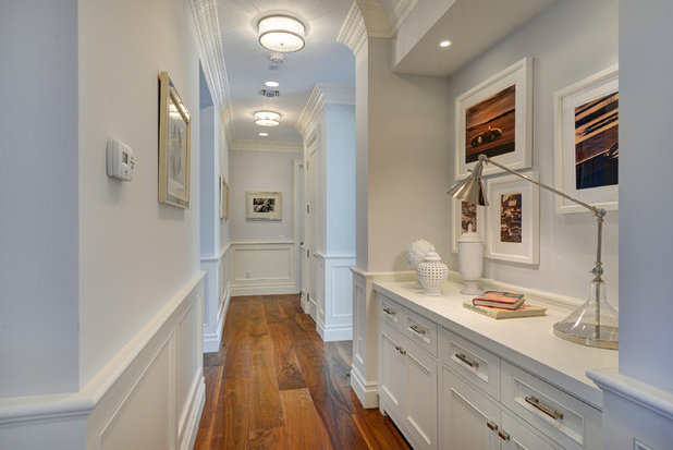 American Traditional Corridor by Square Footage