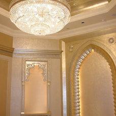 Mediterranean Hall by Brag Concept