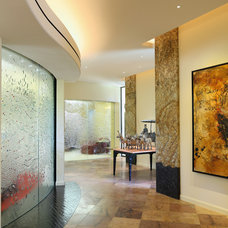 Contemporary Hall by Deep River Partners