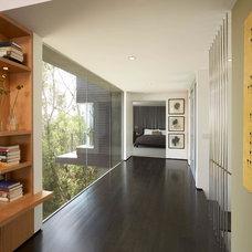 Contemporary Hall by The Design Studio