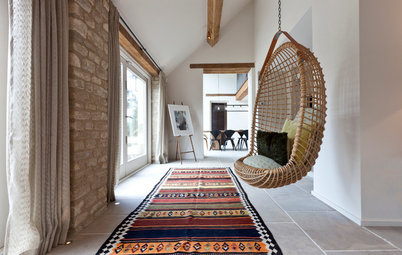 Shining a New Light on Rattan in Interiors