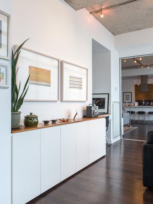 Couloir moderne petit budget photos et id es d co de for Couloir moderne