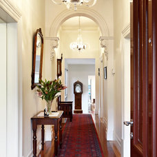 Traditional Hall by ITV Cabinets & Home Maintenance