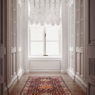 フェニックスのヴィクトリアン調のおしゃれな廊下の写真
