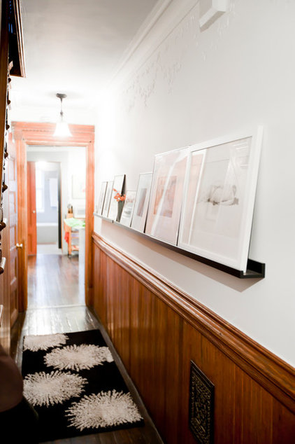 Contemporary Hall by Chris A. Dorsey Photography