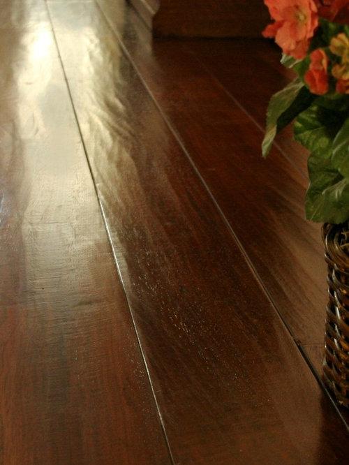 Wire Brushed Hardwood Flooring Houzz
