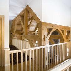 Farmhouse Hall by Birdseye Design