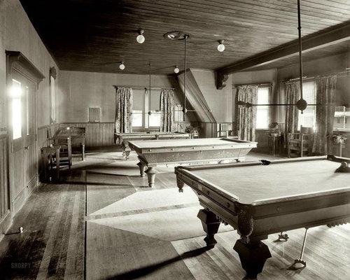 Old World Pool Hallway Design Ideas Renovations Photos