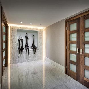Idéer för att renovera en liten funkis hall