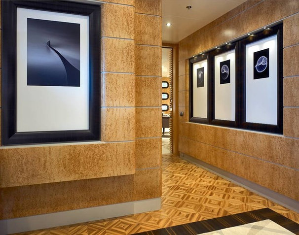 Contemporary Hall by David Churchill - Architectural  Photographer