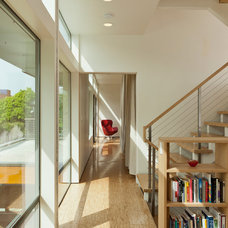 Modern Hall by Swatt | Miers Architects