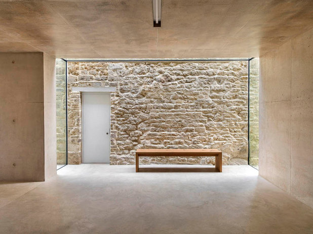 Modern Hallway & Landing by Found Associates