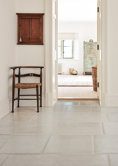 Traditional Hallway & Landing by Artisans of Devizes