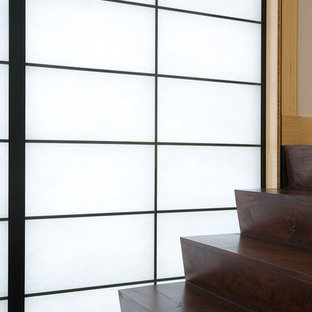 Design ideas for an asian hallway in DC Metro.