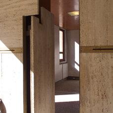 Modern Hall by John Hill
