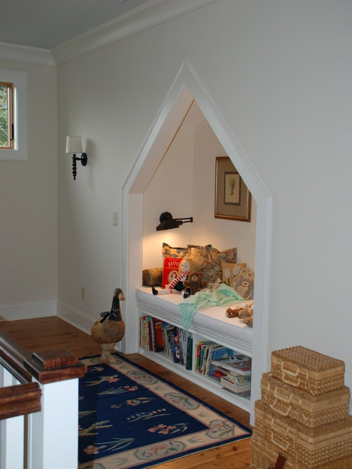 Girls Bedroom Reading Nook Houzz