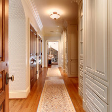 Traditional Hall by Pinemar, Inc