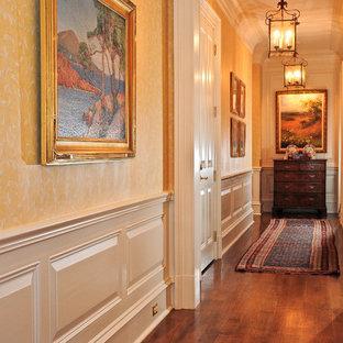 Raised Panel Hallway